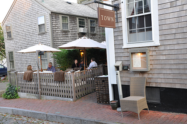 2011 Nantucket Restaurant Reviews Town Yesterday S