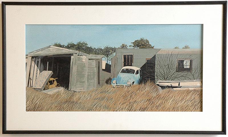John Austin Art