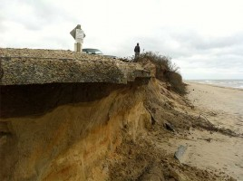 Cisco Beach Erosion
