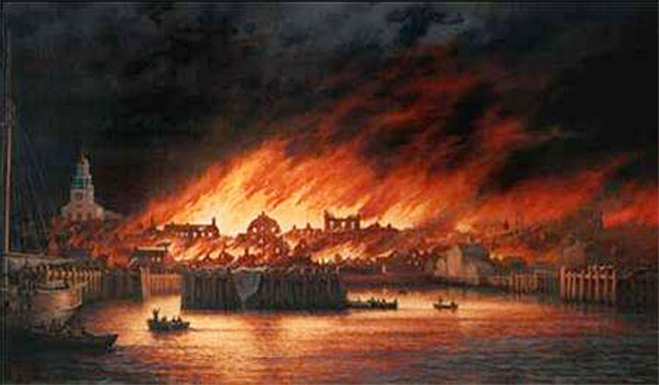 Nantucket Great Fire