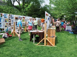 Artists Association of Nantucket Sidewalk Sale