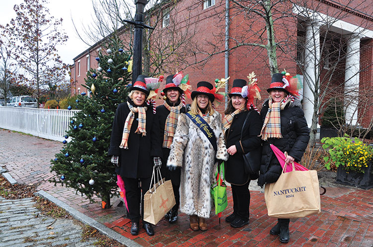 once again the nantucket whaling museum will be transformed into a glittering winter wonderland with the december month long festival of trees showcasing