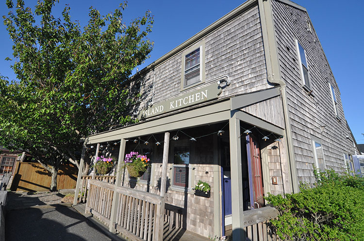 Nantucket Island Massachusetts Restaurant Crosswinds