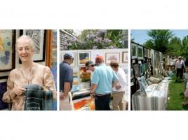 Nantucket Artists Association Sidewalk Sale