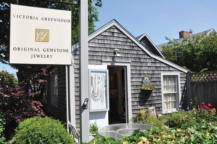 Victoria Greenhood Jewelry | Nantucket | MA