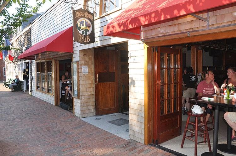 The Rose & Crown Pub | Nantucket | MA