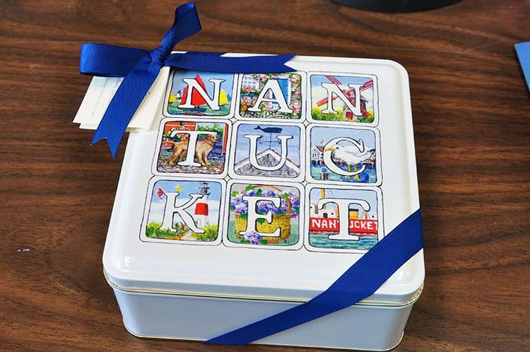 Sweet Inspirations Nantucket Tin | Nantucket | MA