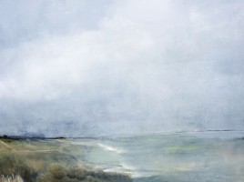 Storm Coming by Anne Rose | Nantucket | MA