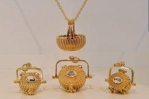Pageo Jewelers   Gold Nantucket Lightship Baskets   Nantucket   MA