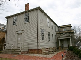 Quaker Meeting House | Nantucket | MA