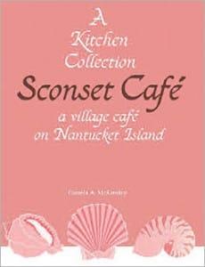 Sconset Cafe | Morning Glory Muffins | Nantucket | MA