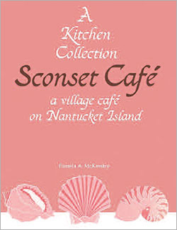 Sconset Cafe   Morning Glory Muffins   Nantucket   MA