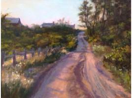 Quidnet Path by Susan Jositas at Sosebee Studios | Nantucket | MA