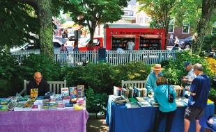 Nantucket Book Festival   Nantucket, MA