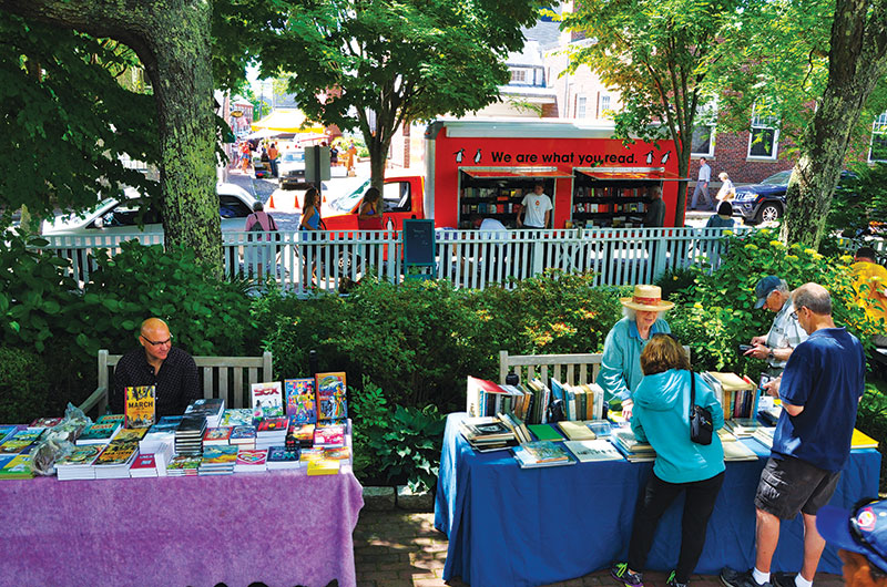 Nantucket Book Festival | Nantucket, MA