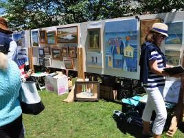 Artists Association of Nantucket Sidewalk Sale