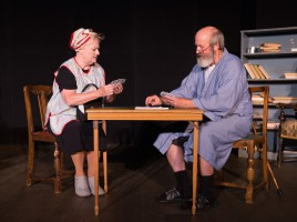 THE GIN GAME by Nantucket's White Heron Theatre