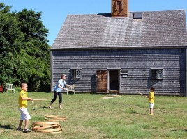 Oldest House | Nantucket, MA