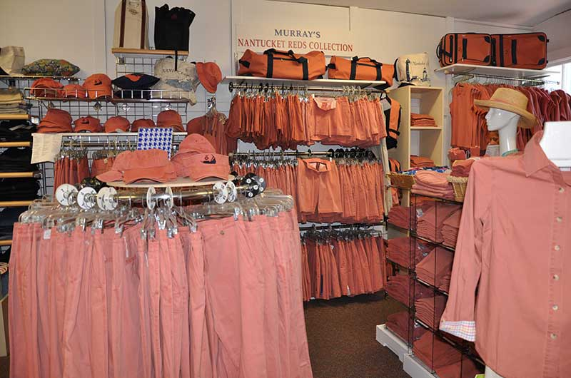Murray s Toggery Shop at 62 Main Street is the home of Nantucket Reds. This  fashion trend was started in the 1960s 0bbd3c2f2