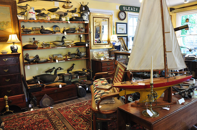 Nantucket Antiques Depot