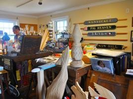 Nantucket Carving & Folk Art