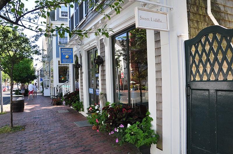 Emily Brooke Rubin on Nantucket