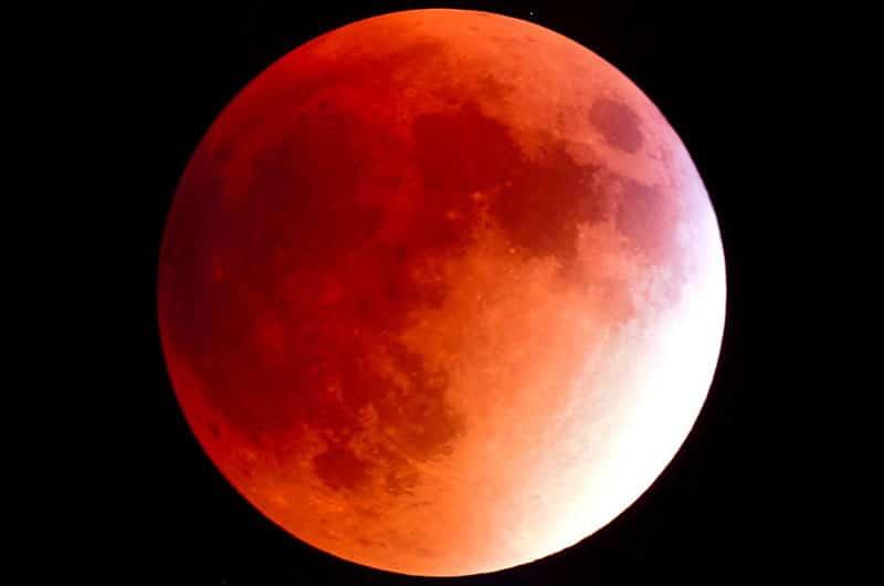 Lunar Eclipse | Sept. 27, 2015