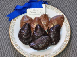 Chocolate Oysters | Nantucket Chocolate Company