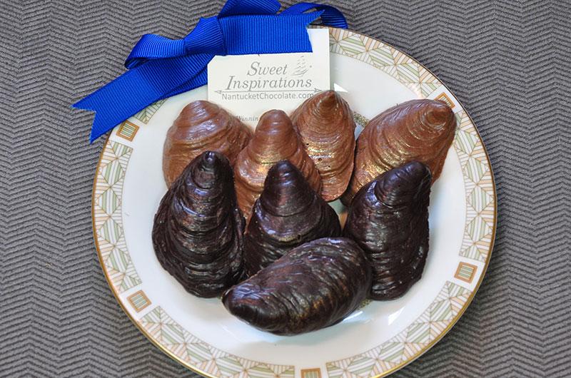 Chocolate Oysters | Nantucket Chocolate Company