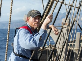 Ron Howard's film IN THE HEART OF THE SEA opens this December.