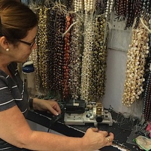 Pam drilling pearls