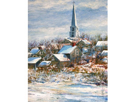 Holiday Small Works Show | Artists Association of Nantucket