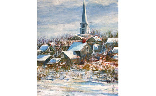 Holiday Small Works Show   Artists Association of Nantucket