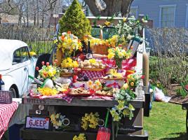 Nantucket Daffodil Festival | Tailgate Picnic