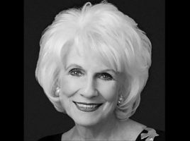 Diane Rehm at the Nantucket Book Festival