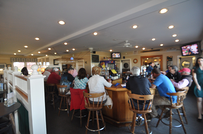 The Restaurant at Miacomet Golf Course | Nantucket, MA