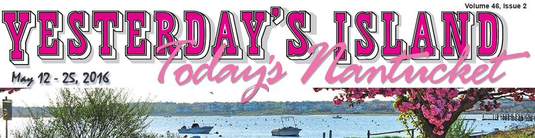 Yesterday's Island/Today's Nantucket