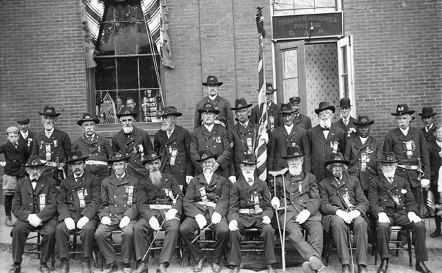 Nantucket chapter of the G.A.R.