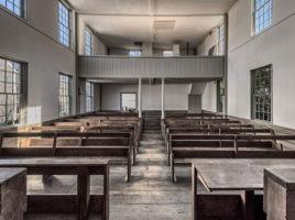 Quaker Meeting House | Nantucket, MA