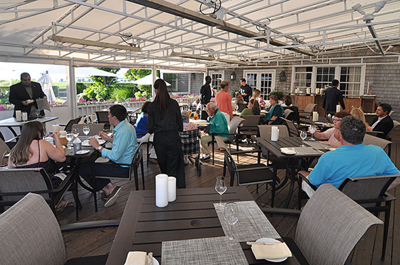TOPPER'S at The Wauwinet | Nantucket, MA
