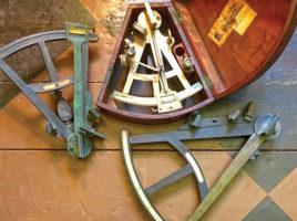 Antique Sextants | Nantucket, MA