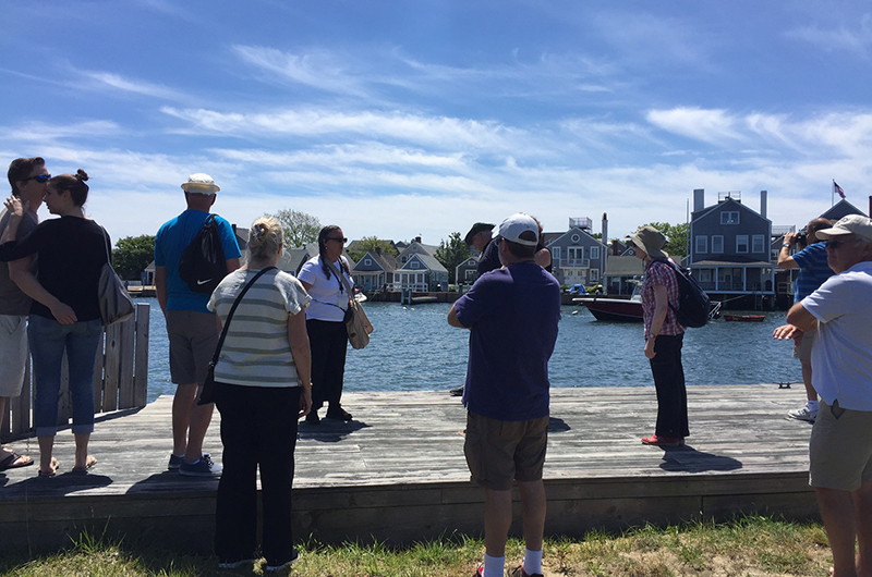 Nantucket Historical Association History Tour