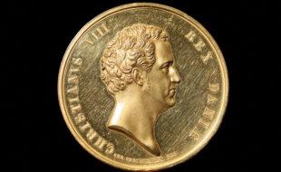 Maria Mitchell Gold Medal   Nantucket, MA
