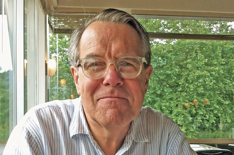 Nantucket Historical Association's Gosnell Executive Director Bill Tramposch