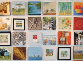 10 x 10 Open Exhibit | Artists Association of Nantucket