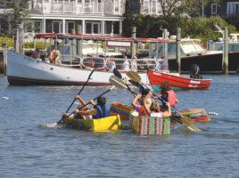 Nantucket Maritime Festival | Nantucket, MA