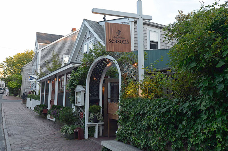 American Season's Restaurant | Nantucket, MA