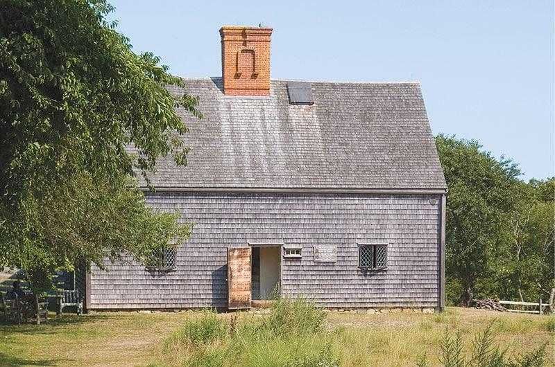 Oldest House | Nantucket, MA