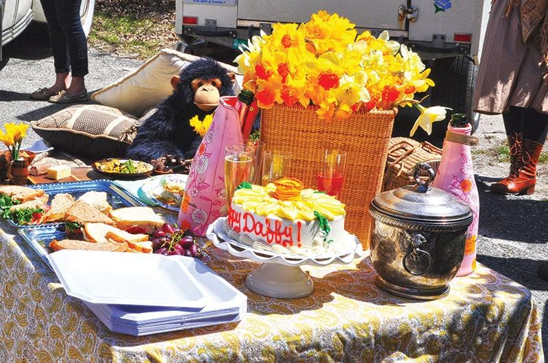 Nantucket Daffodil Festival Tailgate Picnics
