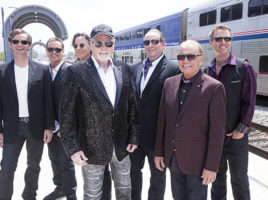 The Beach Boys on Nantucket